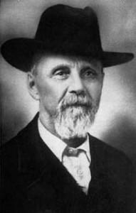Fondateur de l'Ostéopathie  Andrew Taylor STILL (1828-1917)