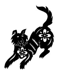 logo chien mlrosteo